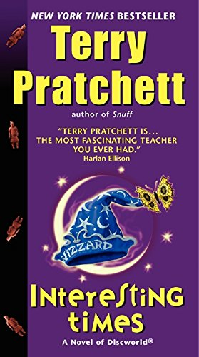 9780062276292: Interesting Times (Discworld Novels)