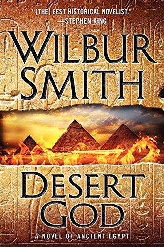 9780062276452: Desert God: A Novel of Ancient Egypt