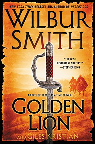 9780062276469: Golden Lion: A Novel of Heroes in a Time of War (The Courtney Series)