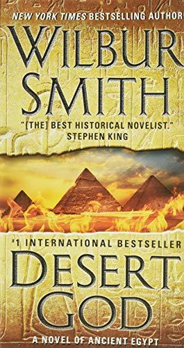 9780062276575: Desert God: A Novel of Ancient Egypt