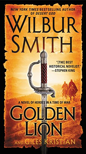 9780062276582: Golden Lion: A Novel of Heroes in a Time of War (Heroes in a Time of War: the Courtney)