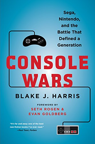 9780062276704: Console Wars: Sega, Nintendo, and the Battle that Defined a Generation