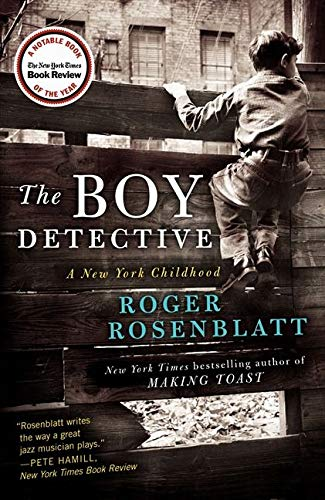9780062277190: The Boy Detective: A New York Childhood