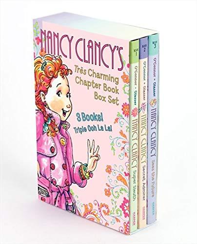 9780062277930: Fancy Nancy: Nancy Clancy's Tres Charming Chapter Book Box Set: Books 1-3 (Nancy Clancy Chapter Books)