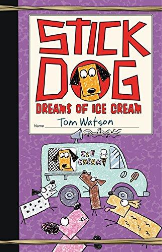 9780062278074: Stick Dog Dreams of Ice Cream