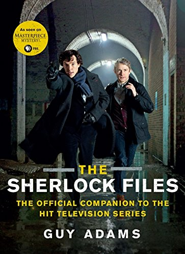 9780062278098: The Sherlock Files: The Official Companion to the Hit Television Series