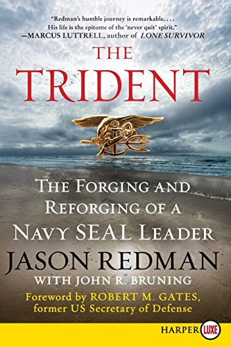 9780062278432: The Trident LP: The Forging and Reforging of a Navy SEAL Leader