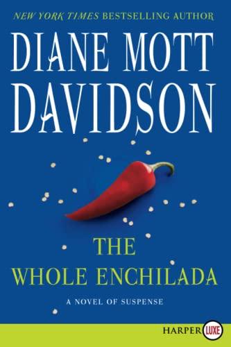9780062278470: The Whole Enchilada LP: A Novel of Suspense