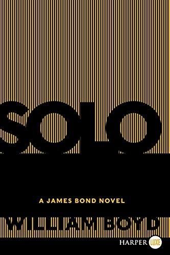 9780062278548: Solo (James Bond)