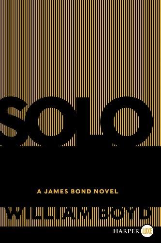 Solo (James Bond): William Boyd