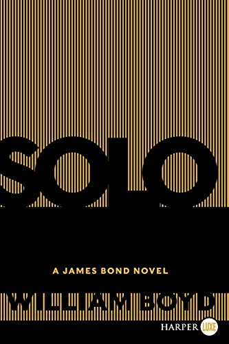 9780062278548: Solo LP (James Bond)