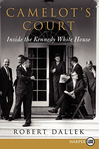 9780062278555: Camelot's Court LP: Inside the Kennedy White House
