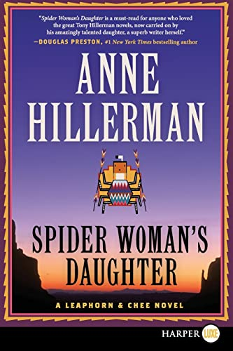 9780062278579: Spider Woman's Daughter (Leaphorn & Chee)