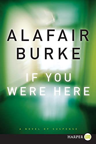 9780062278609: If You Were Here: A Novel of Suspense