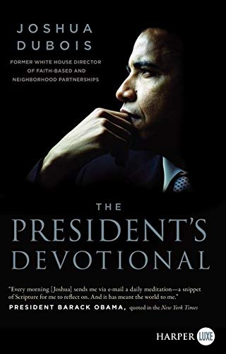 9780062278647: The President's Devotional: The Daily Readings That Inspired President Obama
