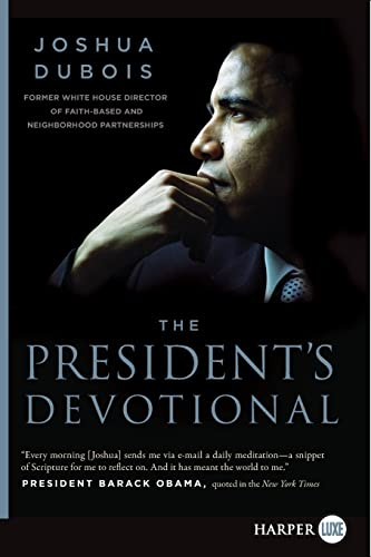 9780062278647: The President's Devotional LP: The Daily Readings That Inspired President Obama