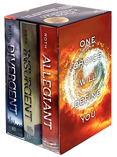 9780062278784: Divergent Series Complete Box Set (Version Anglaise)