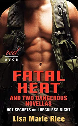 9780062278906: Fatal Heat and Two Dangerous Novellas