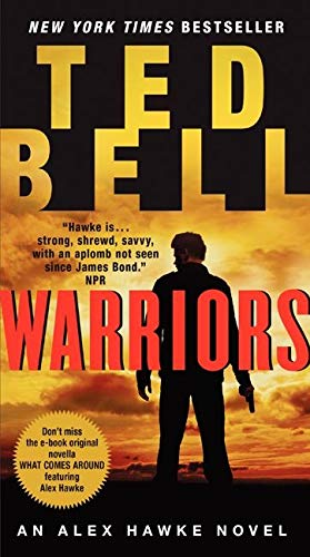 9780062279392: Warriors: An Alex Hawke Novel (Alex Hawke Novels)