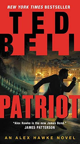 9780062279439: Patriot: An Alex Hawke Novel