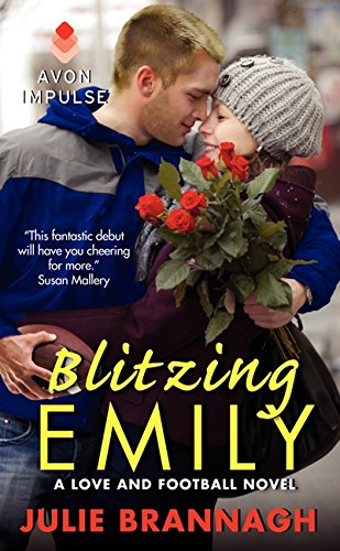 9780062279743: Blitzing Emily (Love and Football Novels)