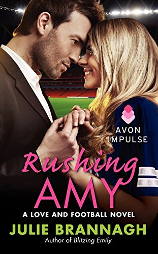9780062279750: Rushing Amy: A Love and Football Novel