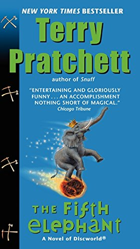 9780062280138: The Fifth Elephant: A Novel of Discworld