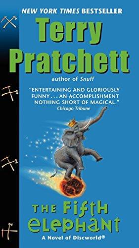 9780062280138: The Fifth Elephant (Discworld Novels (Paperback))