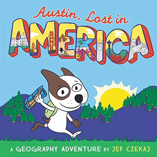 9780062280176: Austin, Lost in America: A Geography Adventure