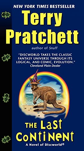 9780062280190: The Last Continent (Discworld)