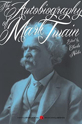9780062280824: The Autobiography of Mark Twain: Deluxe Modern Classic (Harper Perennial Modern Classics)