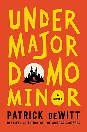 9780062281203: Undermajordomo Minor: A Novel