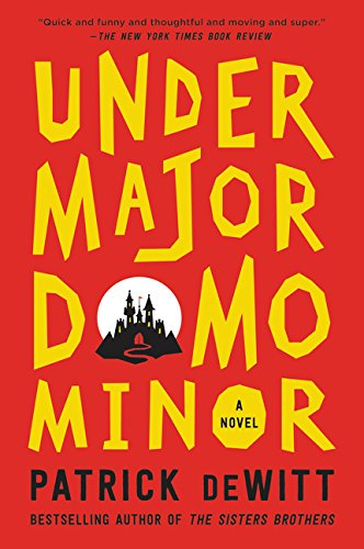 9780062281227: Undermajordomo Minor: A Novel
