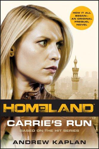 9780062281722: Homeland: Carrie's Run: A Homeland Novel (Homeland Novels)