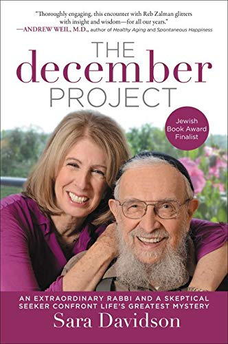 9780062281753: The December Project: An Extraordinary Rabbi and a Skeptical Seeker Confront Life's Greatest Mystery
