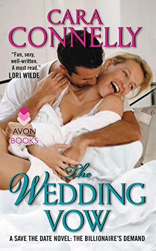9780062282354: The Wedding Vow: A Save the Date Novel: The Billionaire's Demand