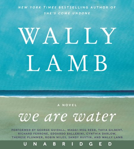 9780062282842: We Are Water Unabridged CD