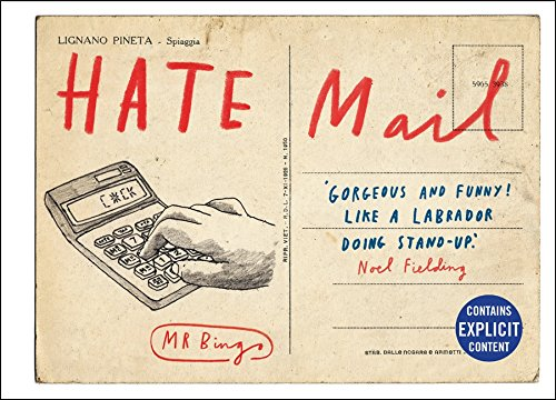 9780062283030: Hate Mail