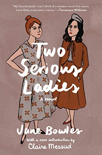 9780062283122: Two Serious Ladies: A Novel
