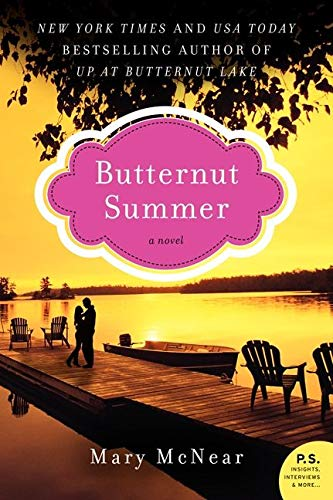 9780062283160: Butternut Summer