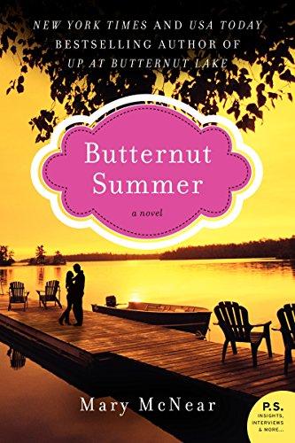 9780062283160: Butternut Summer: A Novel (The Butternut Lake Trilogy)