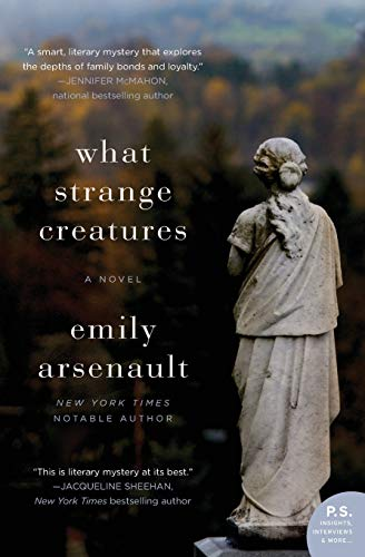 9780062283238: What Strange Creatures: A Novel