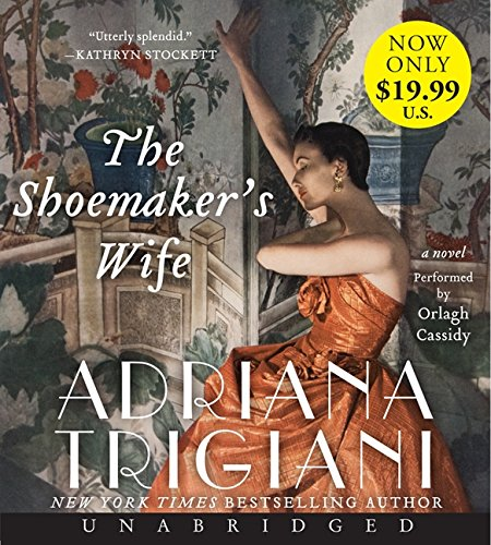 9780062283337: The Shoemaker's Wife Low Price CD: A Novel