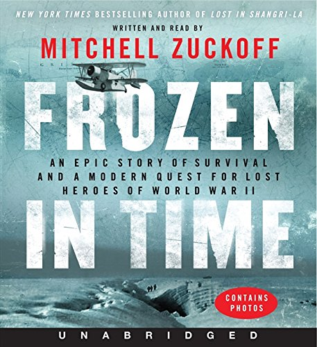 9780062283443: Frozen in Time Unabridged CD