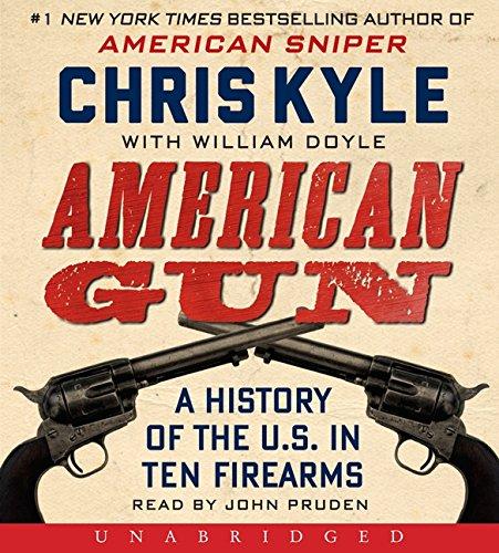 9780062283450: American Gun CD: A History of the U.S. in Ten Firearms