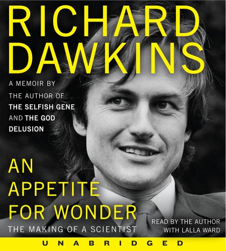 9780062283559: An Appetite for Wonder CD: The Making of a Scientist