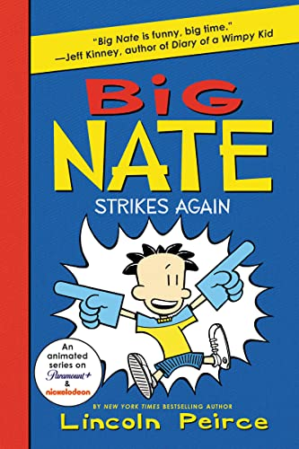 9780062283580: Big Nate Strikes Again