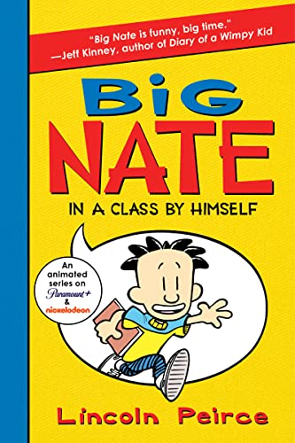 9780062283597: Big Nate: In a Class by Himself