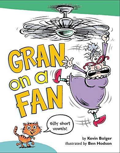 9780062285966: Gran on a Fan: Silly Short Vowels