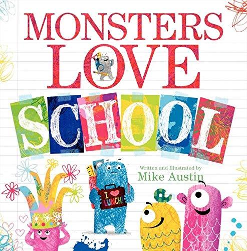 9780062286185: Monsters Love School